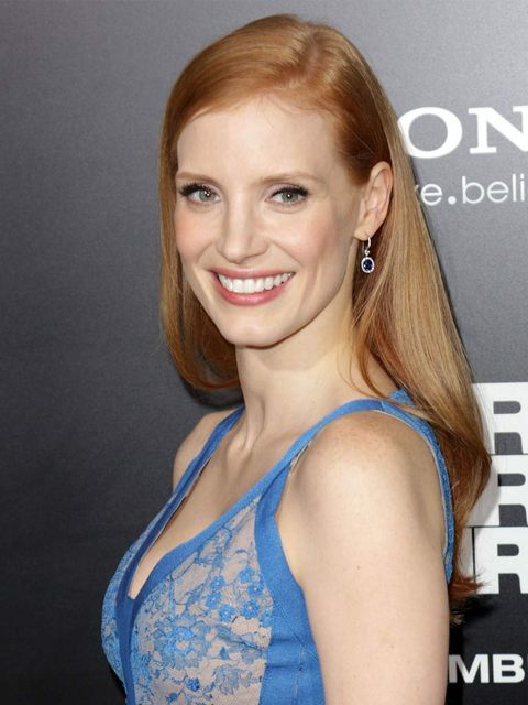 <p>Leading Actress - Jessica Chastain, Zero Dark Thirty.</p>