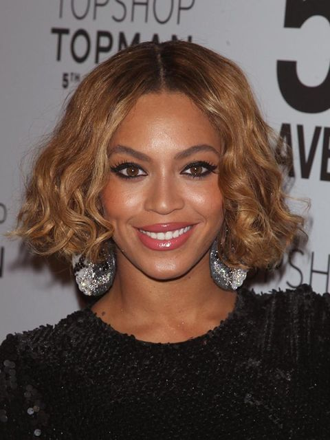 Okay, Beyonce's is more bob than lob, but we love it so much it had to go in this gallery.