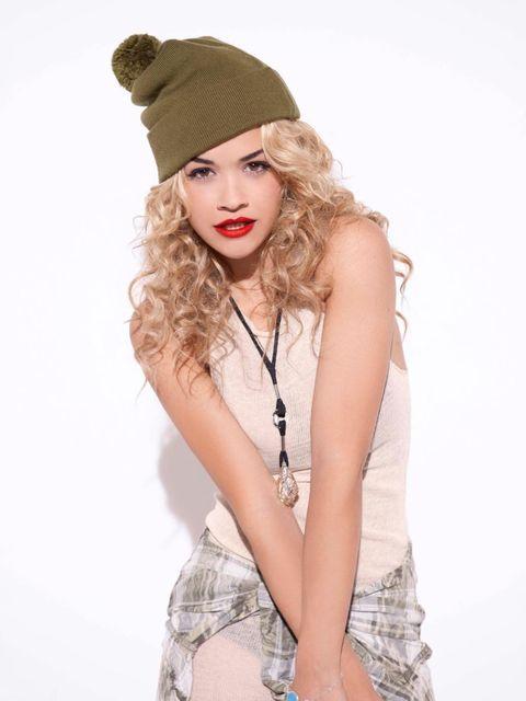 <p>Rita Ora - the new face of Superga </p>