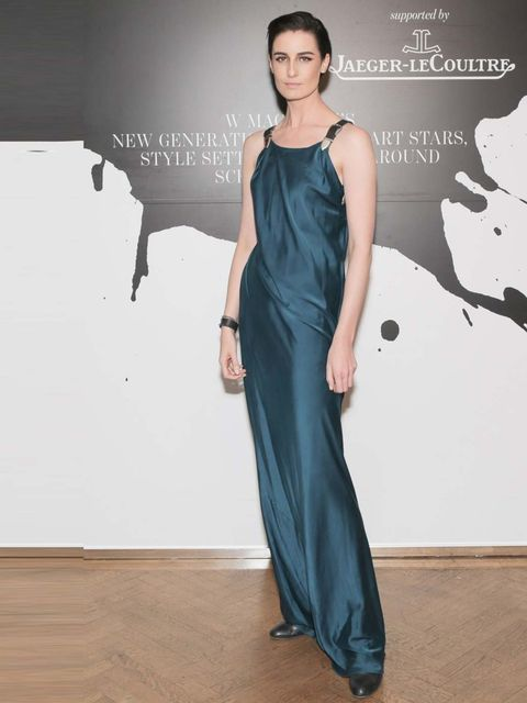 "<p><strong>The Gown</strong></p><p><a href=""http://www.elleuk.com/star-style/celebrity-style-files/erin-o-connor"">Erin O'Connor</a> at the Generation W issue launch event, New York, September 2012. </p><p><em><a href=""http://www.elleuk.com/star-style/cele"