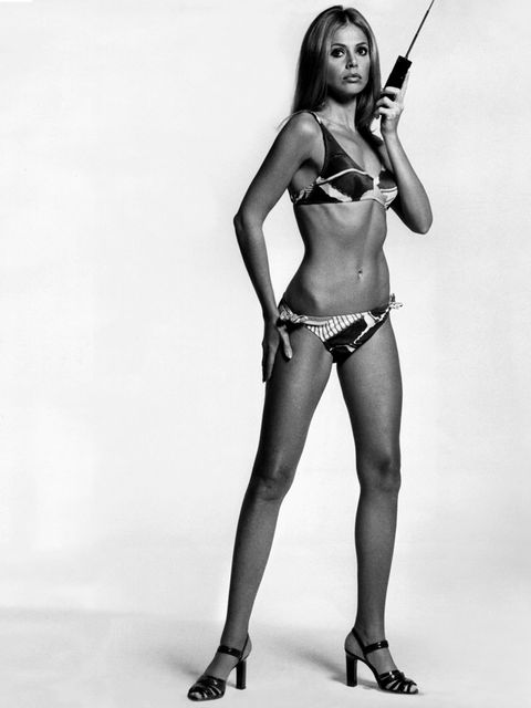 <p><strong>Bond Girl:</strong> Mary Goodnight (Britt Ekland)</p><p><strong>James Bond Film: </strong>The Man with the Golden Gun</p><p><strong>Exercise Tip:</strong> 'Bored of endless squats? Get a lifted, shapely bum with this unusual exercise' explains