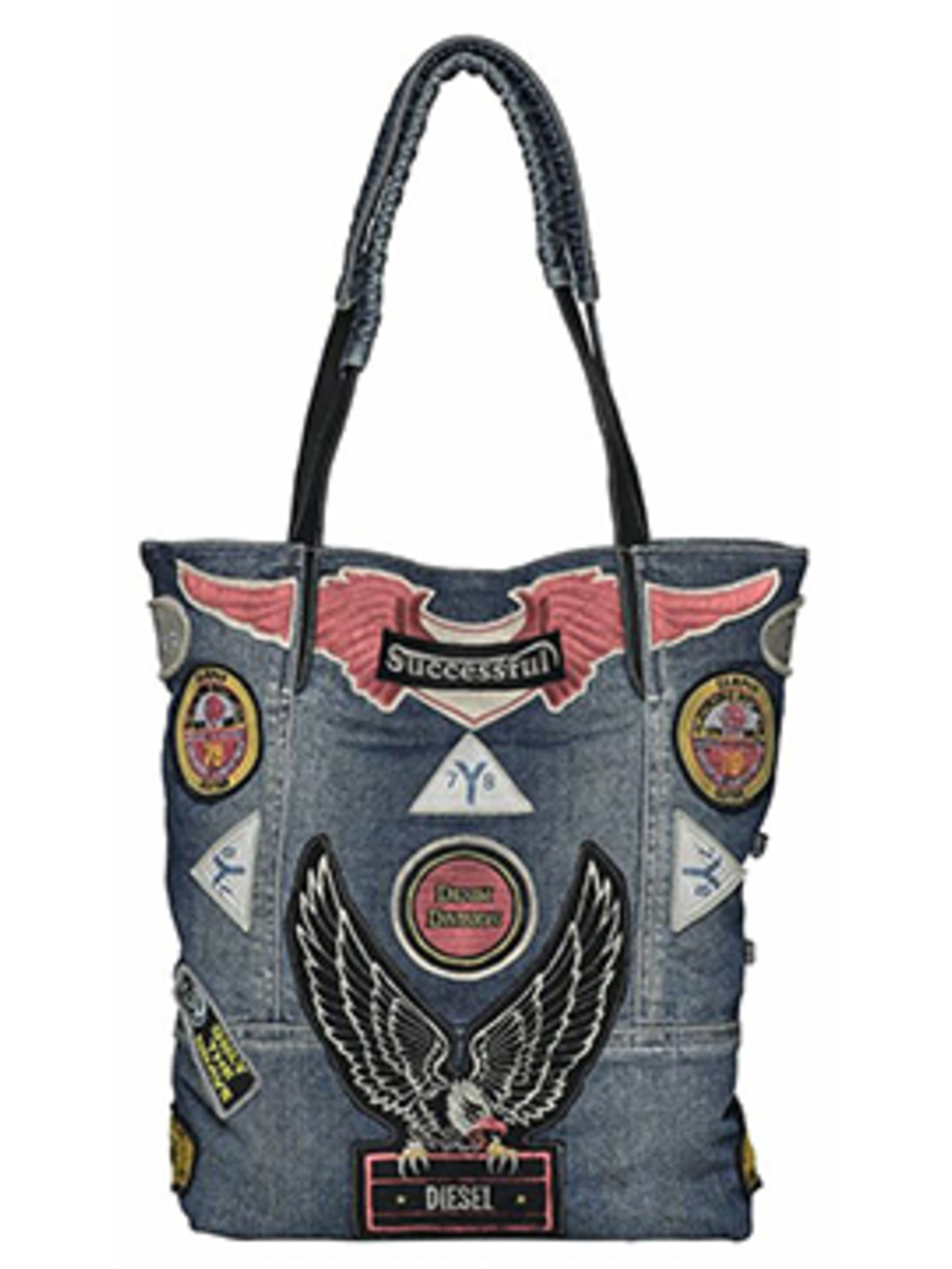<p>#DieselTribute collection bag</p>