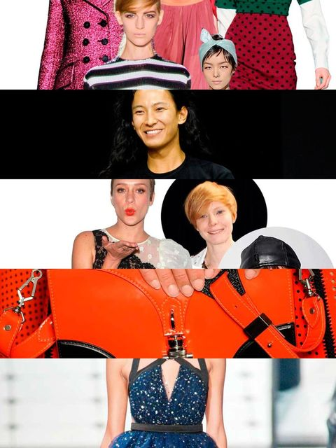 <p><strong>The Top 10 Things to Watch at New York Fashion Week</strong>Today sees New York kick off the month-long autumn / winter 2013 collections – the clothes you'll be wearing come September. What can't we wait to see? Who can't we wait to meet? Which