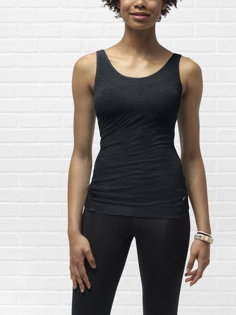 <p>Nike Dri-FIT Touch Harmony Tank Top, £28</p>