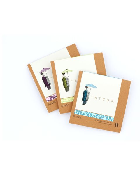 "<p><strong><a href=""http://uk.spacenk.com/BLOTTING-PAPERS-30-SHEETS/MUK200005817,en_GB,pd.html"">Tatcha Blotting Papers, £11.50</a></strong></p><p>The beach isn't really the ideal place to get your makeup bag out and start re-applying everything – you're m"