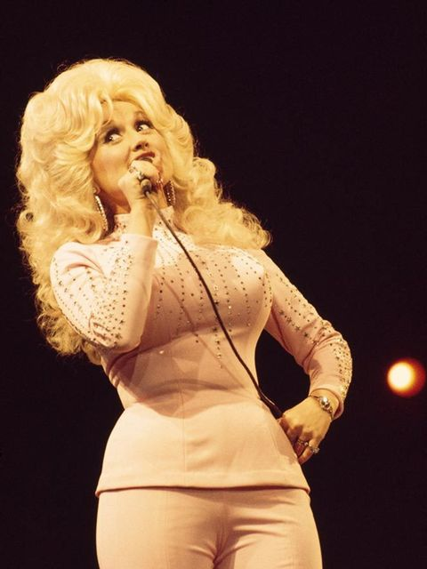 <p>Let's face it, Dolly wouldn't be Dolly without her two famous 40DD assets, so we can understand her need to lay down $60,000 to look after them.</p>