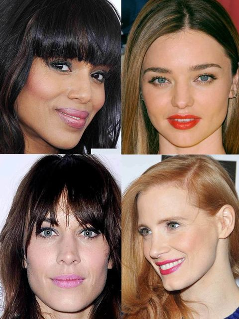 "<p>Every time the season's change there's a notable shift in make-up looks and despite the weather in Britain spring has definitely sprung in our make-up bags at least. We've been on the lookout for our favourite celebrities sporting the <a href=""http://w"