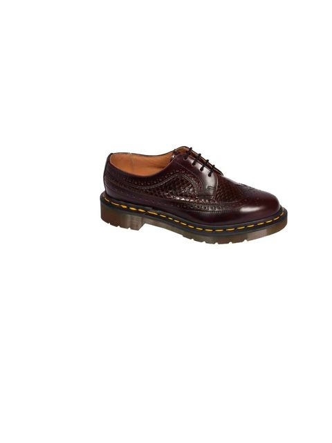 """<p><a href=""""http://www.drmartens.com/"""">Dr. Marten</a> classic brogue, £200</p><p>The MIE collection is manufactured at Dr. Marten's original Northampton factory using decades-old techniques.</p>"""