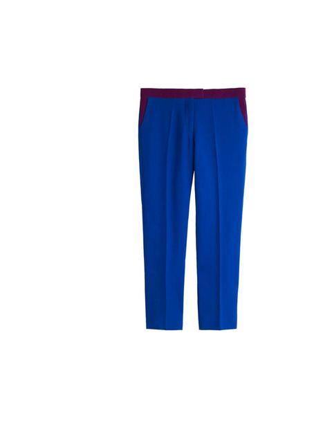 "<p><a href=""http://www.tatanaka.com/"">Tata Naka</a> cropped trouser, £350</p><p>Twin sisters Tamara and Natasha Surguladze design and produce Tata Naka out of their beautiful studio in Parsons Green London.</p>"