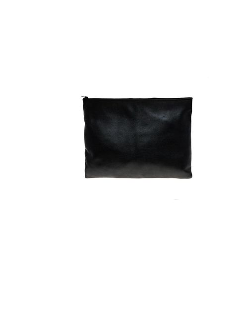 "<p>American Apparel leather clutch bag, £62, at <a href=""http://www.asos.com/American-Apparel/American-Apparel-Large-Leather-Clutch/Prod/pgeproduct.aspx?iid=2119580&amp&#x3B;cid=13871&amp&#x3B;Rf900=1427&amp&#x3B;sh=0&amp&#x3B;pge=0&amp&#x3B;pgesize=20&amp&#x3B;sort=-1&amp&#x3B;clr=Blackme"