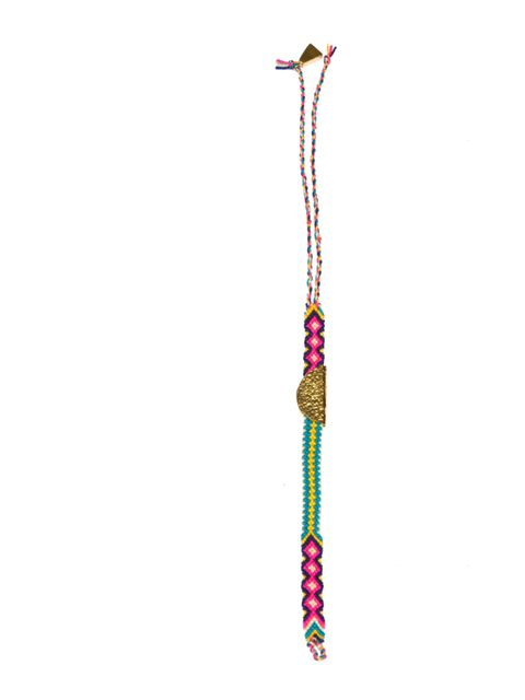 "<p>Lucy Folk taco friendship bracelet, £69.50, at <a href=""http://www.start-london.com/accessories/womens/jewellery.html"">Start</a></p>"