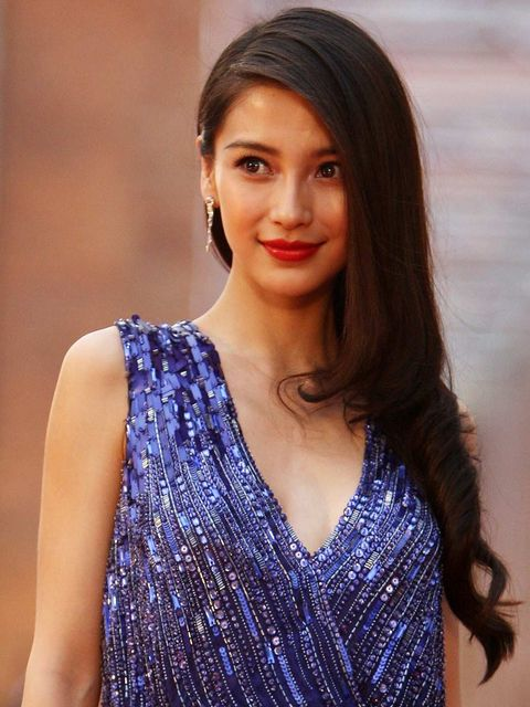 <p>Angelababy: The ethereally beautiful model and actress Angela Yeung Wing (a.k.a Angelababy) can be found working the red carpet in princess gowns and gracing the front row of Paris shows from Elie Saab to Valentino. </p>