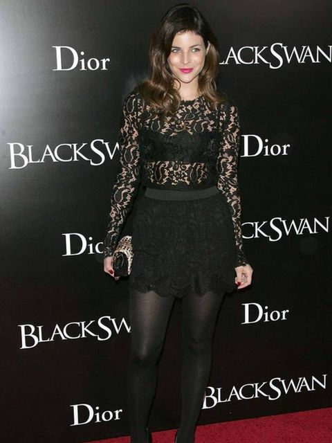 """<p><a href=""""http://www.elleuk.com/starstyle/style-files/%28section%29/julia-restoin-roitfeld/%28offset%29/0/%28img%29/562312"""">Julia Restoin-Roitfeld</a> at the premiere of <a href=""""http://www.elleuk.com/news/Beauty-News/30-hours-a-week-for-natalie-s-thigh"""