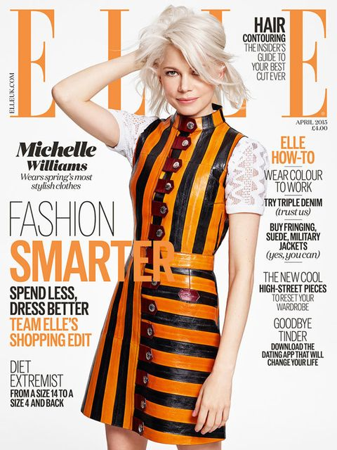 The skincare and make-up essentials you need to recreate Michelle Williams' April cover look.