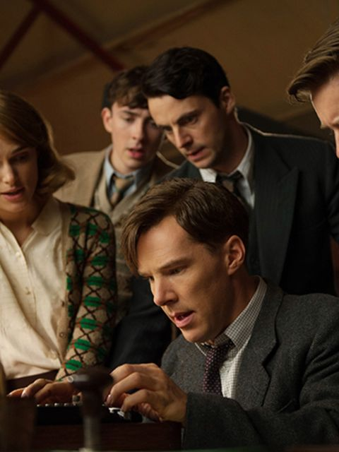 <p><strong>FILM: The Imitation Game</strong></p>  <p>Ever since that interview in our December issue (read it here), we can't get the thought of Benedict Cumberbatch out of our heads. Luckily, he's back on our cinema screens this weekend with a leading ro