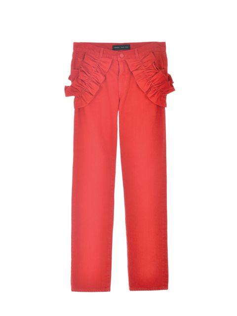 <p>Boyfriend jeans, £270</p>