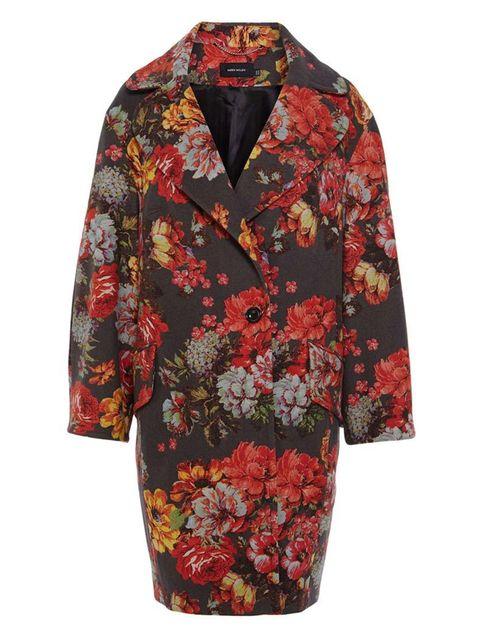 """<p><a href=""""http://www.karenmillen.com///karenmillen/fcp-product/903000062117"""" target=""""_blank"""">Karen Millen</a> coat, £299.</p>"""