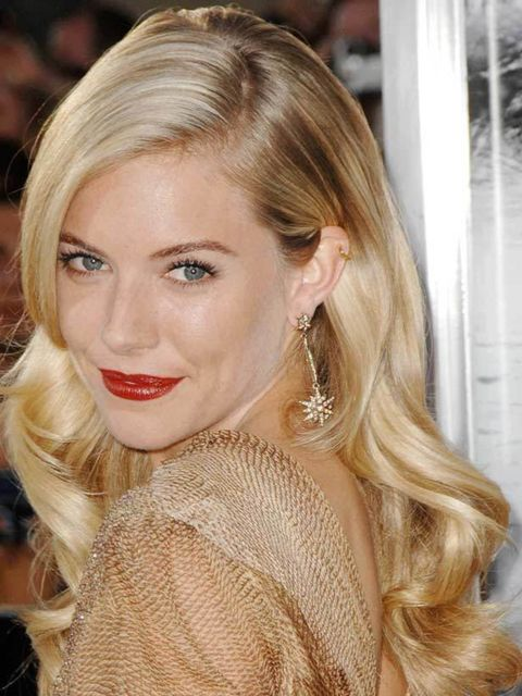 """<p><a href=""""http://www.elleuk.com/beauty/celeb-beauty/celeb-beauty-bags/%28section%29/sienna-miller-favourite-beauty-buys"""">Click here to see Sienna Miller's favourite beauty buys</a></p>"""