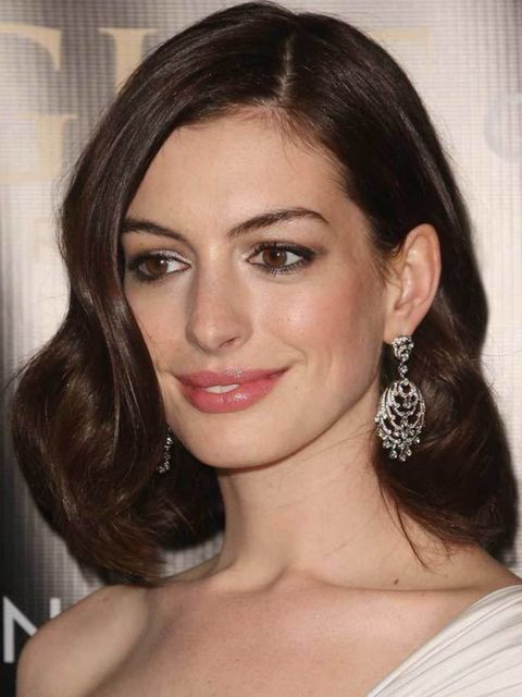 """<p><a href=""""http://www.elleuk.com/beauty/diets/celeb-diets/%28celeb%29/Anne-Hathaway"""">Click here to read Anne's beauty and diet secrets</a></p>"""