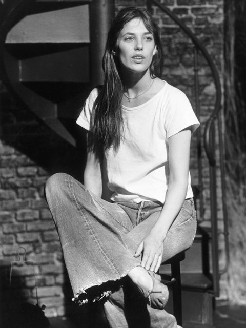 "<p><strong>Jane Birkin </strong></p>  <p>""She launched a thousand trends - who doesn't want to look like Jane Birkin?""</p>  <p>Anne Marie Curtis - Fashion Director</p>"
