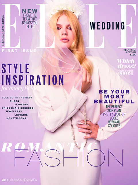 "<p>The finished product, on-sale 9 September 2014.</p>  <p><a href=""http://www.hearstmagazines.co.uk/elle/jes10067"">Pre-order yours now!</a></p>"