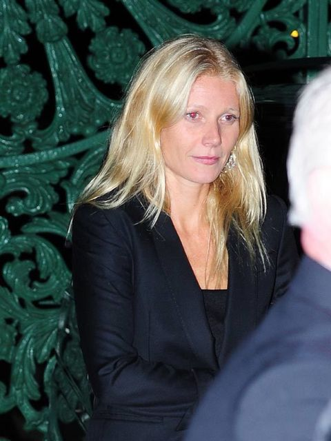 "<p><a href=""http://www.elleuk.com/starstyle/style-files/(section)/gwyneth-paltrow"">Gwyneth Paltrow</a> channels this season's <a href=""http://www.elleuk.com/style/trends/androgyny"">androgyny</a> trend at Stella McCartney's 40th Birthday, 13 September 2011"