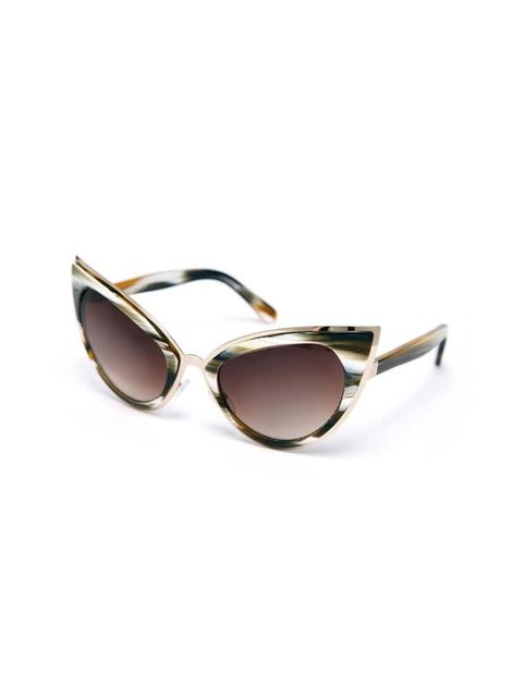 The latest addition to Fashion Assistant Chloé Bloch's arsenal of sunglasses.  Asos sunglasses, £35