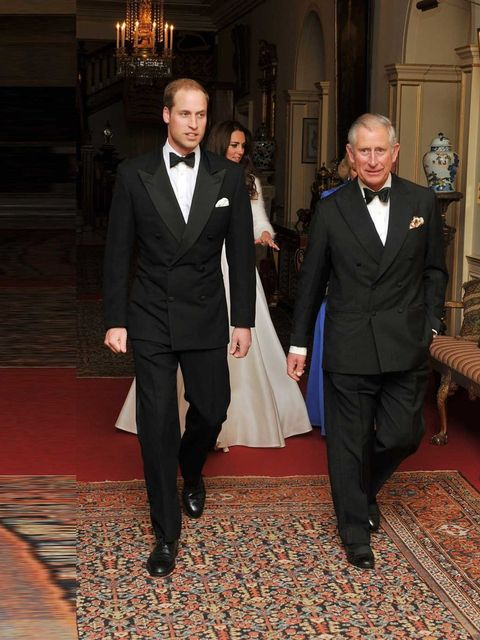 "<p>The new royal baby is fourth in line to the British throne, behind her grandfather Charles, father, <a href=""http://www.elleuk.com/star-style/celebrity-style-files/prince-william-elle-man-of-the-week"">William</a>, and brother George. Her birth has push"