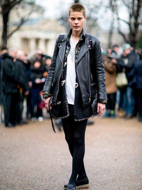 Day 9, Paris Fashion Week a/w 2016.