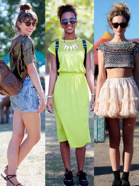 "<p>Trust those East Londoner's to make festival dressing in a heatwave look easy. <a href=""http://www.elleuk.com/beauty/beauty-notes-daily/when-smashbox-met-lovebox"">Lovebox</a> was awash with the capital's most stylish keeping their cool in colour and pr"