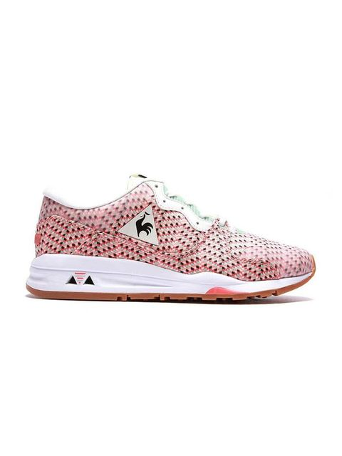 """<p>This sudden sunny spell means freedom for our claustrophobic ankles.</p>  <p>Le Coq Sportif trainers, £79.99 at <a href=""""http://www.footasylum.com/le-coq-sportif-womens-lcs-r-1400-jacquard-trainer-088338/"""" target=""""_blank"""">Foot Asylum</a></p>"""