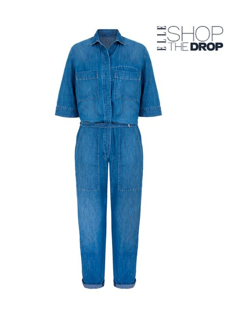 "<p>This denim jumpsuit is going to be your new best friend.</p>  <p><a href=""http://www.gap.co.uk/browse/product.do?cid=1028671&amp;vid=1&amp;pid=000227334000"" target=""_blank"">Gap</a> jumpsuit, &pound;59.99</p>  <p><a href=""http://www.hearstmagazines.co.u"