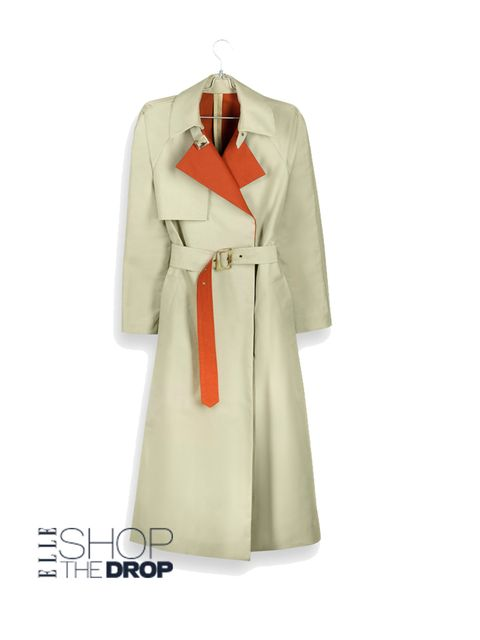 "<p>A belted trench is a spring essential. Earn extra style points with this one from London&#39;s coolest new highstreet label, Finery.</p>  <p><a href=""https://www.finerylondon.com/uk/products/leverett-bonded-mac?taxon_id=9"" target=""_blank"">Finery</a> co"