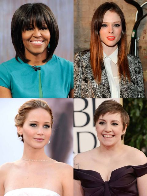 <p>The faces of new womanhood</p>