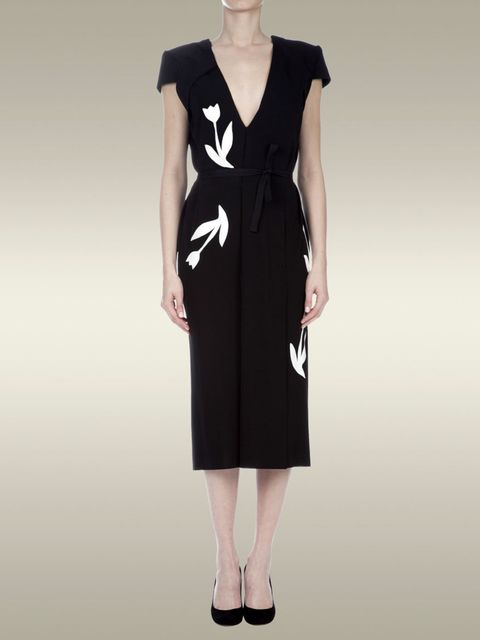 <p>Roland Mouret's limited-edition Mawmsey dress.</p>