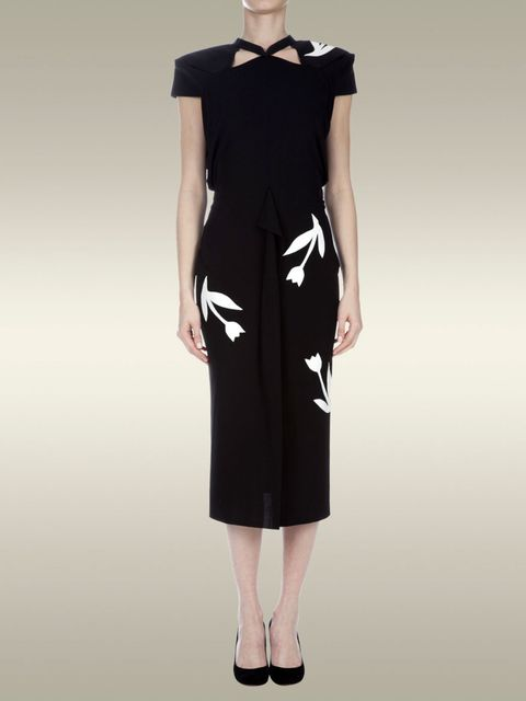 <p>Roland Mouret's limited-edition Carstone dress.</p>