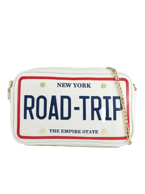 "<p>Road Tripping ..</p><p>Bag £35 by <a href=""http://www.aldoshoes.com/uk/handbags/crossbody-messenger-bags/product/31445352-cappiello/70"">Aldo</a></p>"
