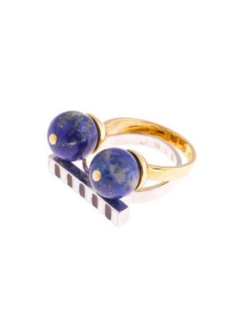 Who could resist this characterful little chap?  Uribe ring, £160 at Hunting and Collecting