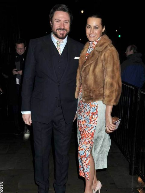 "<p><a href=""http://www.elleuk.com/starstyle/celebrity-trends/%28section%29/everyone-s-wearing-british-designers/%28offset%29/0/%28img%29/700620"">Yasmin le Bon</a> & Simon le Bon at a Downing Street party, 21 February 2011</p>"