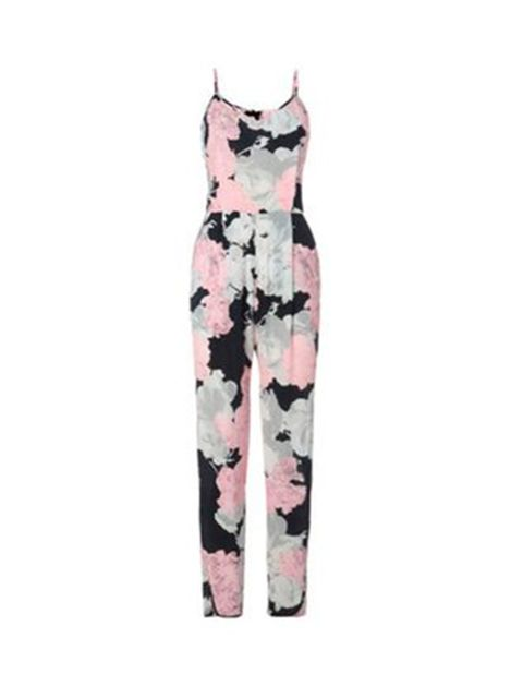 Wear with Birkenstocks by day, and killer heels by night.  Whistles jumpsuit, £135