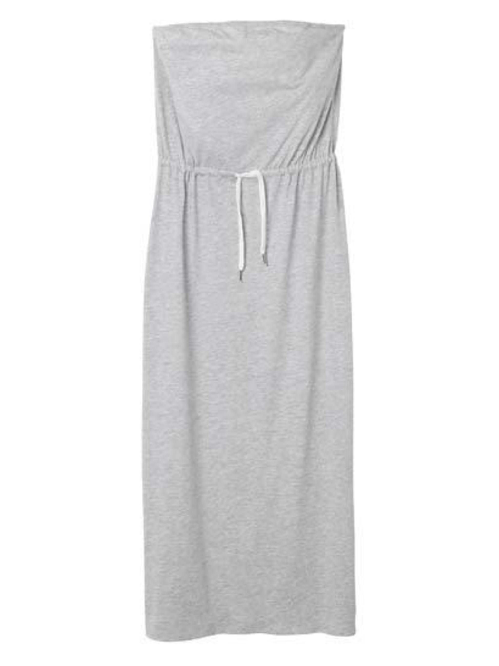 <p>Grey Monki dress, £15.</p>
