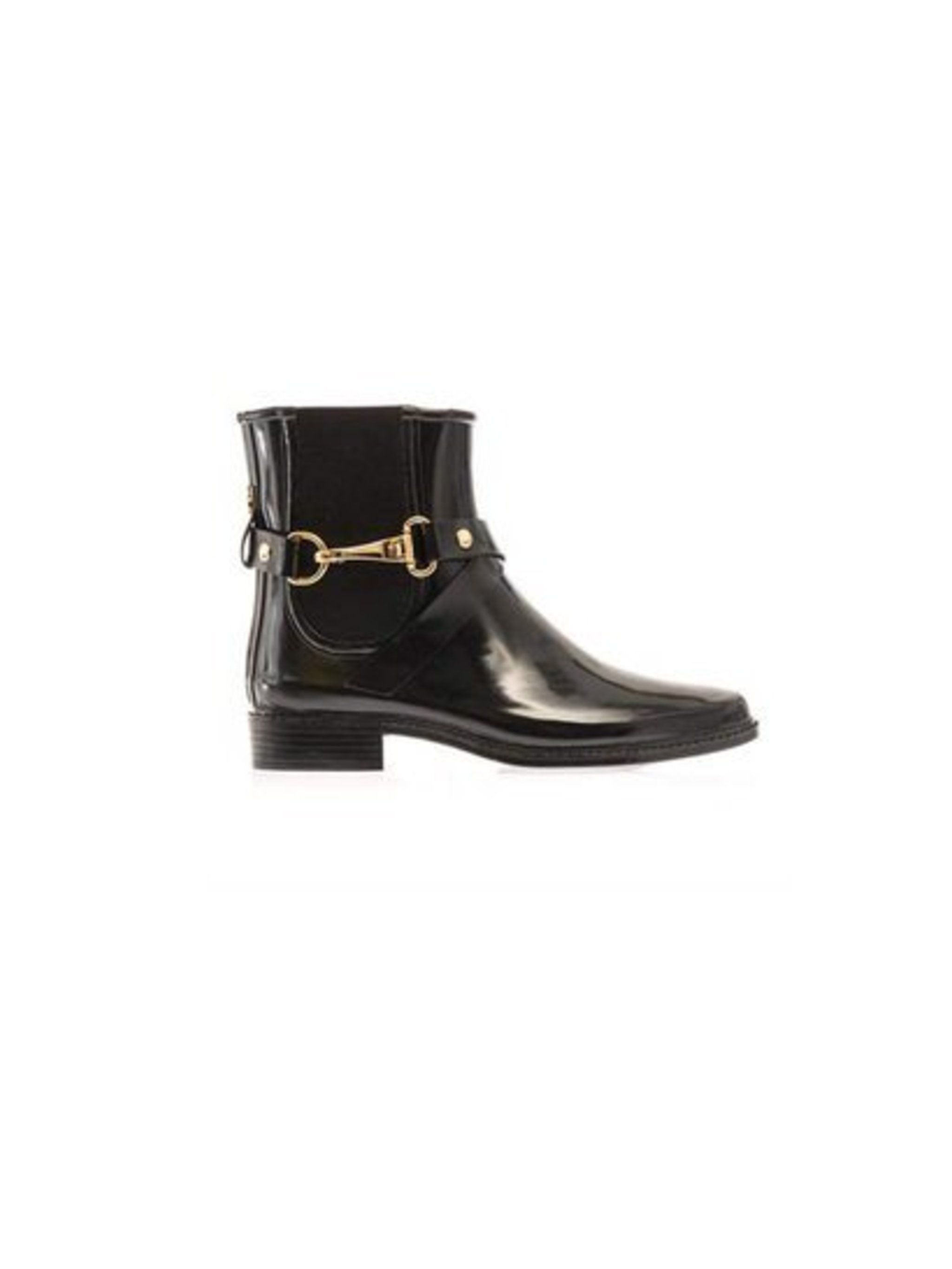 A pair of Wellington boots was never as stylish as these Burberry Brit booties, perfect for the festival season  Burberry Brit, £250 available at Matches