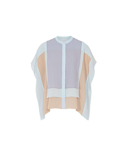 "<p>Catwalk style with a high street price tag, head to Reiss this week to snap up this colourful boy-meets-girl shirt... <a href=""http://www.reiss.com/womens/womens-new-arrivals/jade/pale-blue/"">Reiss</a> layered shirt, £120</p>"