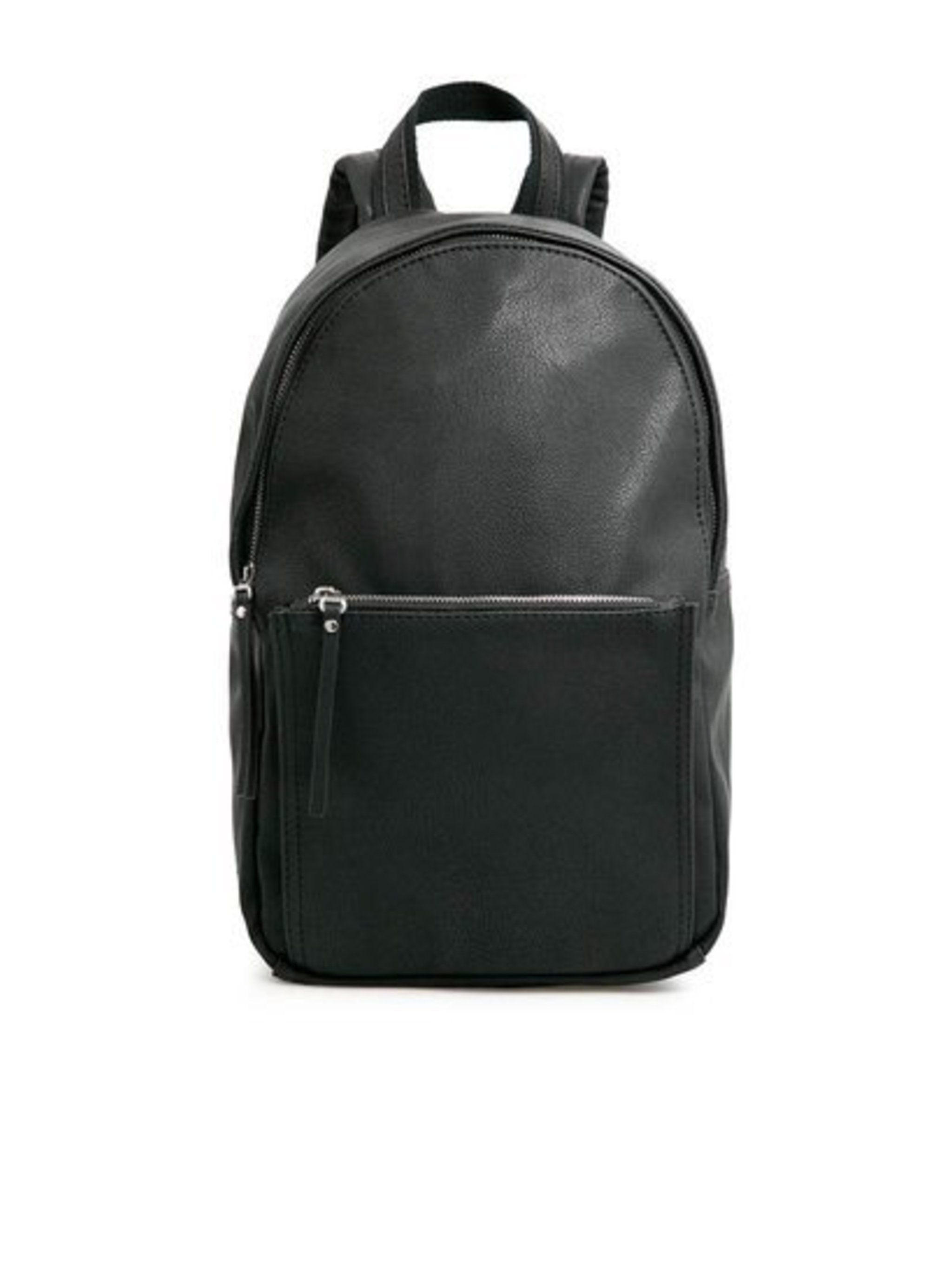 Practical Fashion. Backpack, £44.99 from Mango