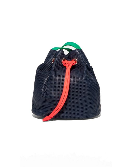 """<p><a href=""""http://www.stories.com/gb/Bags/All_bags/Clare_Vivier_Leather_Bucket_Bag/590765-8394281.1"""" target=""""_blank"""">Clare Vivier X & Other Stories</a> bucket bag, £69</p>"""