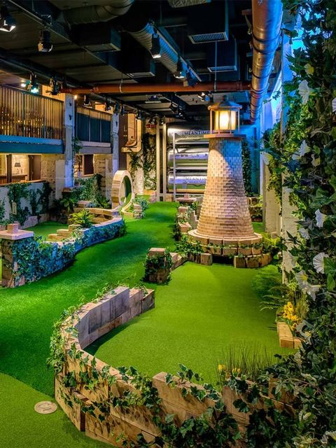 <p>FUN: Swingers – The Crazy Golf Club</p><p>Crazy golf. As anyone who spent their childhood holidays desperately trying to putt a neon ball through a windmill knows, it is surely one of our nation's finest contributions to the sporting world. Only now