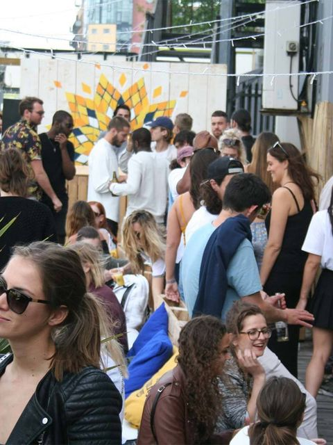 <p>FOOD: La Terraza at Number 90</p><p>What if we told you it&rsquo&#x3B;s possible to be in two places at once? And moreover, what if we told you those two places were London&rsquo&#x3B;s coolest canal-side locale, and MEXICO? &hellip&#x3B;Well, we&rsquo&#x3B;d be lying,