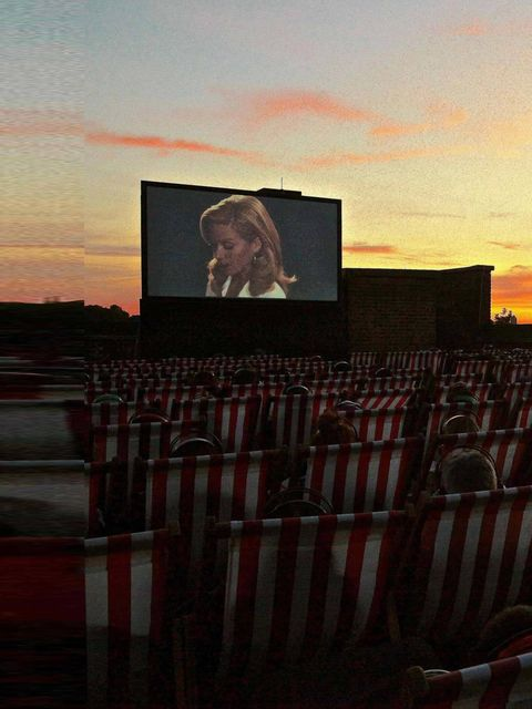 <p>Four of London's most scenic rooftops in Shoreditch, Kensington, Peckham Rye and London Fields are hosting open-air cinema clubs this summer. It's the perfect way to end a day in London - brilliant blockbusters and cult classics play against the backdr