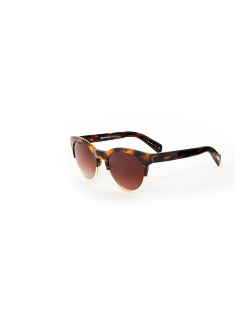 <p>Pretty amazing aren't they? These retro tortoiseshell shades are just the ticket for celebrating the return of the sunshine… Oliver Peoples 'Alivia' sunglasses, £186, at 36 Opticians, for stockists call 0207 581 6336</p>