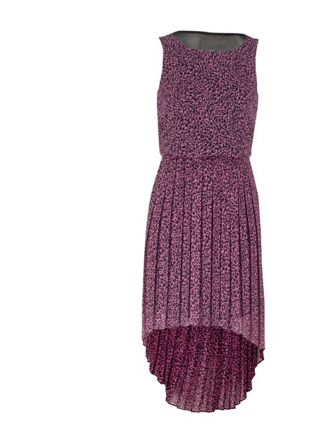 <p>Every girl should own a stepped hem dress this season, and now that the sun is shining a little more regularly, this M&S number is the perfect excuse to get your legs out and proud… Marks & Spencer stepped hem summer dress, £45, for stockists c